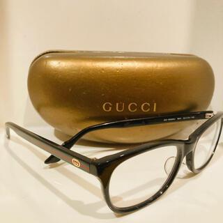 Gucci - GUCCI 眼鏡 度なし