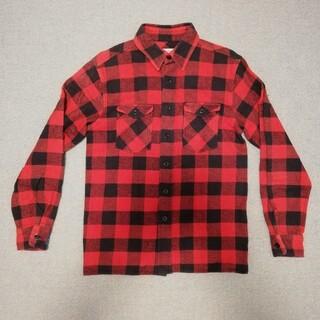 エクストララージ(XLARGE)のチェック柄ネルシャツ(シャツ)