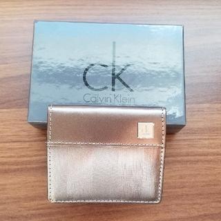 カルバンクライン(Calvin Klein)のCalvin Klein コインケース(コインケース/小銭入れ)