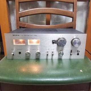 ソニー(SONY)の整備済!1974年!アンティーク完動美品!ソニープリメインアンプTA-F2(アンプ)