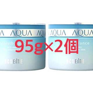 アクセーヌ(ACSEINE)のアクセーヌ 【新品・未使用】モイストバランスジェル  95g×2個(保湿ジェル)