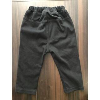 ムジルシリョウヒン(MUJI (無印良品))の無印良品 サイズ100 ストレッチパンツ(パンツ/スパッツ)