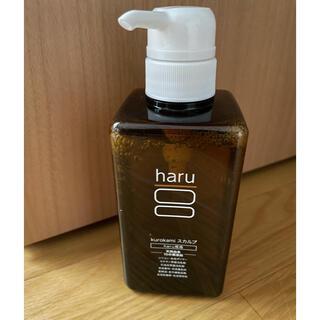 haru 黒髪スカルプ シャンプー 400ml