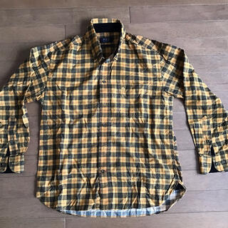 poloメンズLサイズシャツ(シャツ)