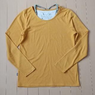 ラフ(rough)のrough イエローロンT (Tシャツ(長袖/七分))