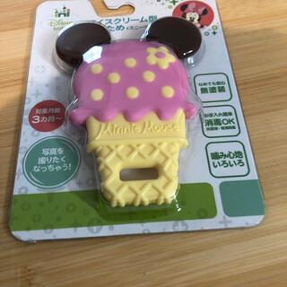 Disney - 歯がため アイスクリーム型 新品未使用