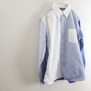 グリーンレーベルリラクシング(green label relaxing)のユナイテッドアローズ グリーンレーベルリラクシング マルチパターンB.Dシャツ(シャツ)
