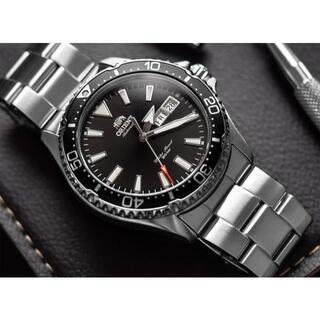オリエント(ORIENT)の【新品未使用】ORIENT Kamasu カマス☆日本製 RA-AA0001B(腕時計(アナログ))