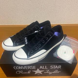 コンバース(CONVERSE)のCONVERSE GOOD OL'×ALL STAR 100 OX コンバース(スニーカー)