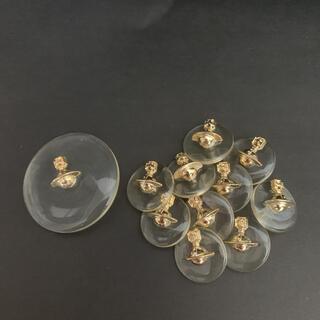 ヴィヴィアンウエストウッド(Vivienne Westwood)のヴィヴィアンウエストウッド レア ヴィンテージボタン 5個セット(各種パーツ)
