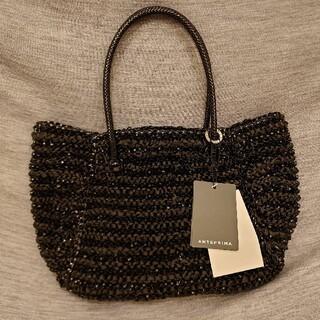 ANTEPRIMA - ◆新品タグ付き アンテプリマ カリーナ ミディアム 黒 ◆保存袋付き