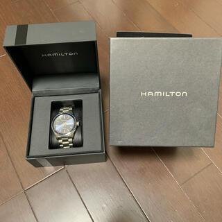 Hamilton - 最安値!!ハミルトン ジャズマスター 腕時計