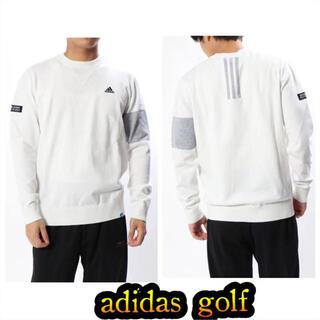 アディダス(adidas)のO/LLサイズ/新品/adidas/アディダス/メンズゴルフセーター  (ウエア)