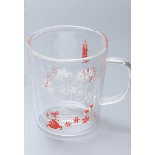 アフタヌーンティー(AfternoonTea)のMOOMIN✖︎ Afternoontea 耐熱ウォールマグカップ250ml(グラス/カップ)