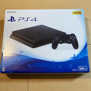 PlayStation4 - 本日限り!PS4本体 CHU-2100 ジェットブラック 500GB 中古⭐︎