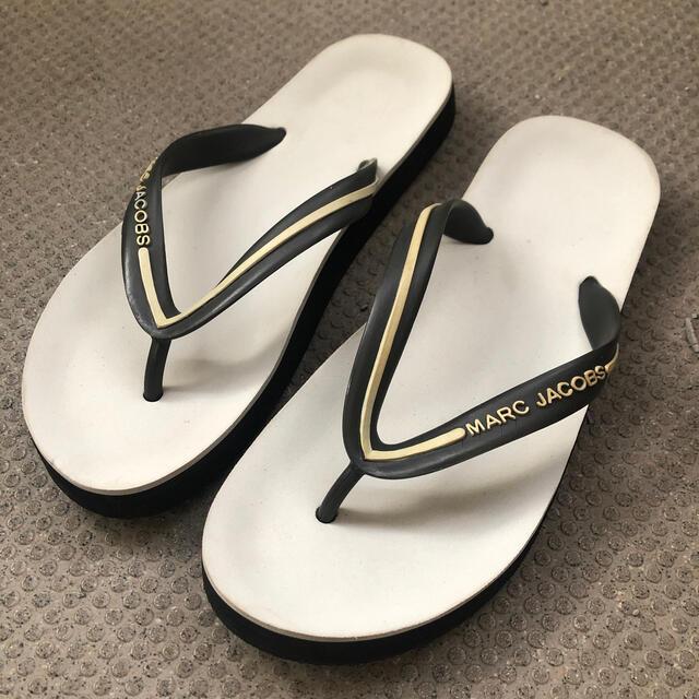 MARC JACOBS(マークジェイコブス)のマークジェイコブス ビーサン レディースの靴/シューズ(ビーチサンダル)の商品写真