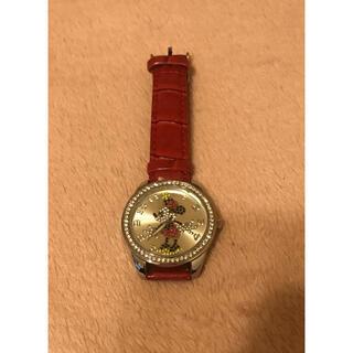 ディズニー(Disney)のミニー 腕時計(腕時計)
