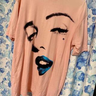 トゥエンティーフォーカラッツ(24karats)の24karats マリリンモンロー Tシャツ 古着 ビンテージ(Tシャツ/カットソー(半袖/袖なし))