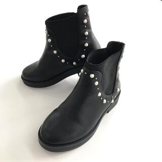 ザラ(ZARA)の✨極美品✨ ZARA キッズ ブーツ(ブーツ)