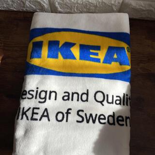 イケア(IKEA)の【新品】 IKEA イケア EFTERTRADA エフテルトレーダ バスタオル(タオル/バス用品)
