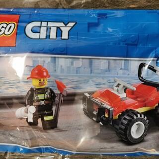 Lego - レゴ 30361 消防士