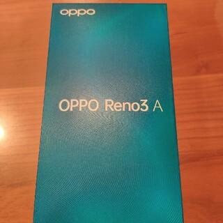 Ymobile版 OPPO Reno3 A