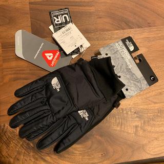 ザノースフェイス(THE NORTH FACE)のノースフェイス 手袋 グローブ スマホ操作(手袋)