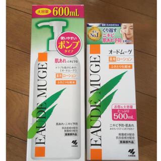 コバヤシセイヤク(小林製薬)の小林製薬 オードムーゲ 600ml 500ml(化粧水/ローション)