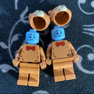 Lego - NEW くまさん ベア レゴ LEGO ミニフィグ