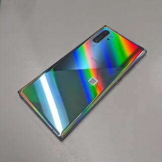 Galaxy - ★美品・SIMフリー★Galaxy Note 10+ SCV45 オーラグロー