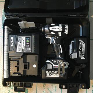ヒタチ(日立)の日立工機 WH 18DDL2 旧型展示品 18V インパクトドライバー(工具)