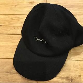 agnes b. - アニエス・ベー キャップ 帽子