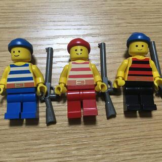 Lego - レゴ LEGO レトロ ミニフィグ フィグ 海賊 パイレーツ