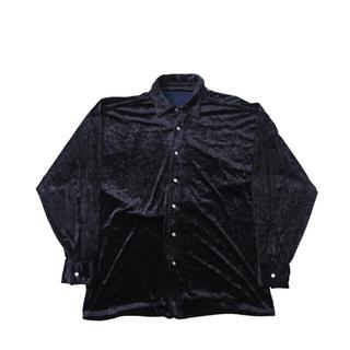 トーガ(TOGA)のsullen tokyo 古着 velvetシャツ(シャツ)