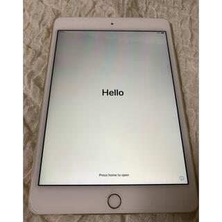 Apple - iPad mini4 Wi-Fi  セルラー docomo ジャンク