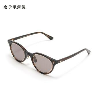 ソフ(SOPH)のSOPHNET. 備長炭 SUNGLASSES BROWN 金子眼鏡製(サングラス/メガネ)