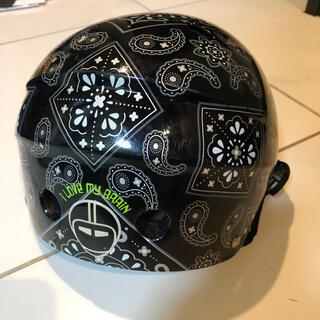 ナットケース XS 簡単 装着 ヘルメット 幼児