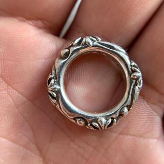 クロムハーツ(Chrome Hearts)のクロムハーツ SBTリング ダイヤ(リング(指輪))