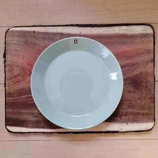 イッタラ(iittala)の廃盤 イッタラ ティーマ プレート セラドングリーン 21cm 新品(食器)