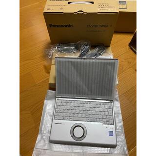 パナソニック(Panasonic)のLet's note SV8 CF-SV8CDWQR(ノートPC)