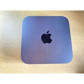 マック(Mac (Apple))の2018 Mac mini i5 3.0GHz 32GB 256GB 美品(デスクトップ型PC)
