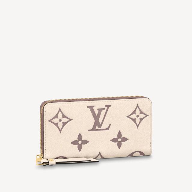 LOUIS VUITTON(ルイヴィトン)の2021年新作 ジッピー・ウォレット レディースのファッション小物(財布)の商品写真