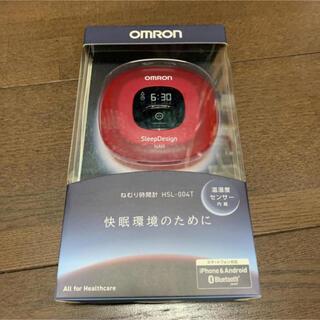 OMRON - 新品未開封 オムロン ねむり時間計