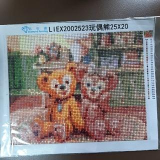 ダイヤモンドアート完成品☆(アート/写真)