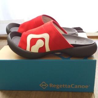 リゲッタカヌー(Regetta Canoe)のリゲッタカヌー サンダル レディースL(サンダル)
