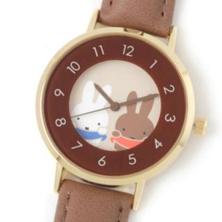 スタディオクリップ(STUDIO CLIP)のミッフィー  腕時計 スタディオクリップ (腕時計)
