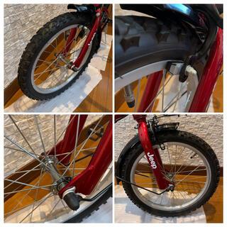 ジープ(Jeep)の★確認用画像★Jeep 子供用 自転車 18インチ (自転車)