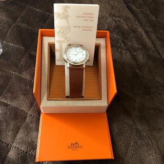 Hermes - エルメス クリッパー メンズ 腕時計