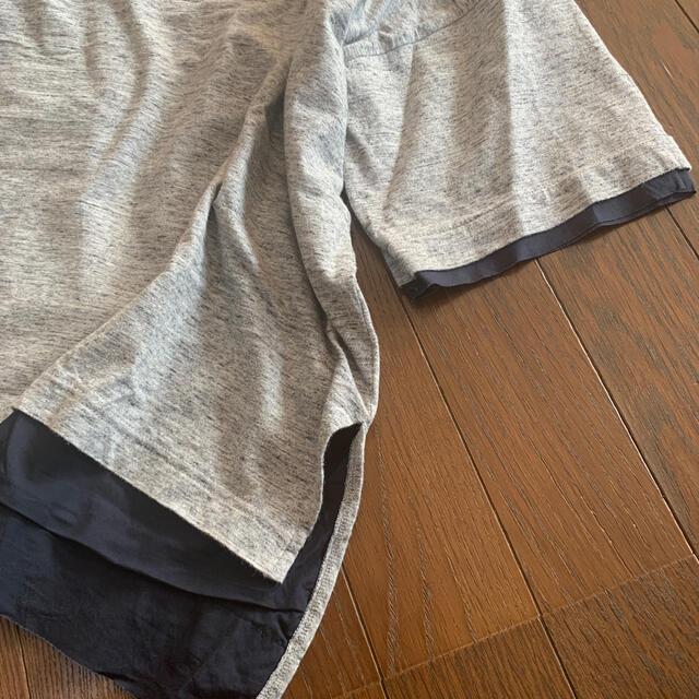ENFOLD(エンフォルド)のENFOLD エンフォルド レイヤードカットソー レディースのトップス(カットソー(半袖/袖なし))の商品写真