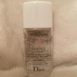 クリスチャンディオール(Christian Dior)のDior ディオール スノーライト エッセンス ローション 15ml サンプル(化粧水/ローション)
